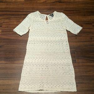 H&M Lace Shift Dress. Size XS